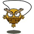 Beautiful Owl Amulet
