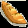 Gold-Bearing Rolled Oat Bread