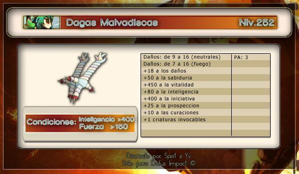 Dagas Malvadiscas