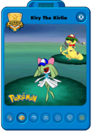 Kiry's Player card