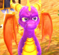 Cropping of spyro!@