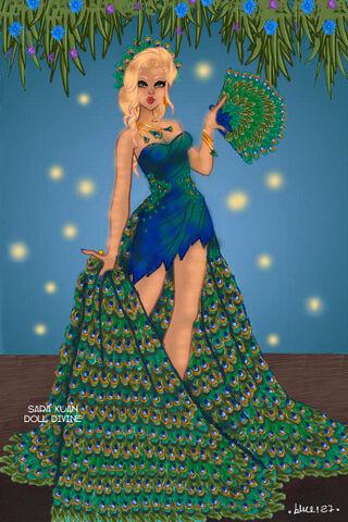 File:Naomi Lawrence – Peacock!.jpg