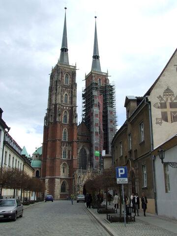 Plik:Archikatedra we Wrocławiu 1.jpg