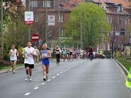 24. Maraton Wrocław - Hallera