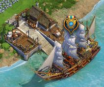 Dynasty League Boat