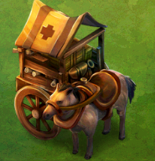Supply Cart