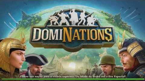 DomiNations Iniciantes 005 Como Atacar e usar suas tropas.