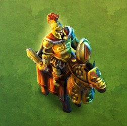 Heavy Royal Companion