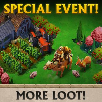 More loot!
