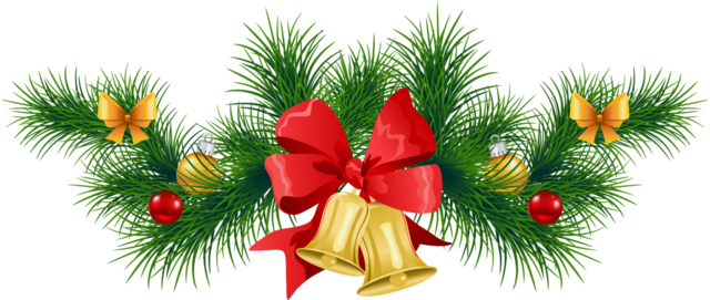 File:Christmas-baubles-and-bells-transparent-background.png
