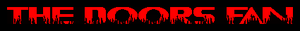 The Doors Fan logo