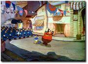 Donald Duck Officer Duck 13