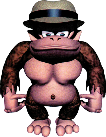 Donkey Kong Jr Mario Kart