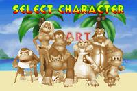 Character Select 2001 - Diddy Kong Pilot