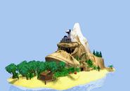 DK Island GBA