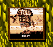 Krow Ending Credits Japan - Donkey Kong GB 2