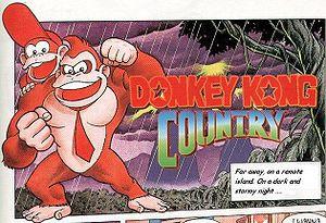 DKC-comic-title
