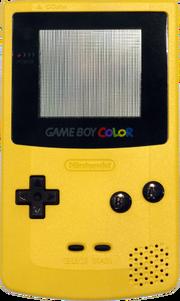 GameBoyColorYellow