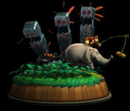 Donkey-Kong-Country-Returns-Jungle-Diorama