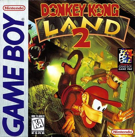 File:Donkey Kong Land 2 Box Art.jpg