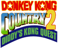 Donkey Kong Country 2 Diddy's Kong-Quest