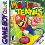 Mario Tennis Color