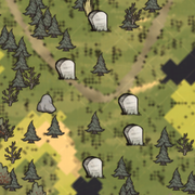 Graveyard map