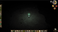 Miner Hat's light