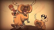 Domesticated Beefalo Trailer