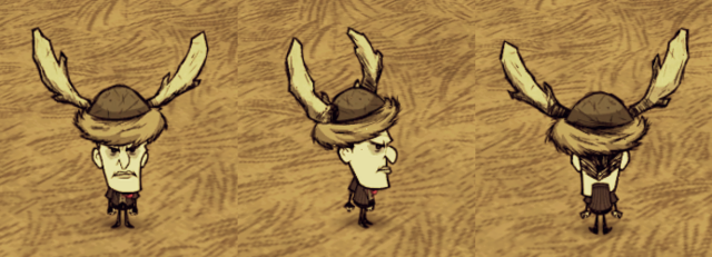 File:Beefalo Hat Maxwell.png