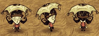 Eyebrella Willow