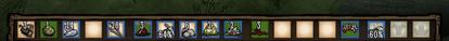 Wet inventory
