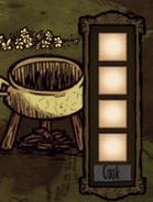Crockpot interface