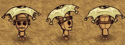 Eyebrella WX-78