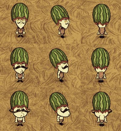 Fashion Melon Wolfgang