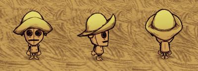 Rain Hat WX-78