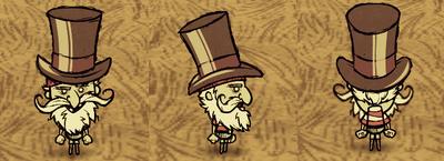Top Hat Woodlegs