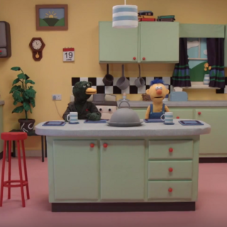 The Fifth Episode's Kitchen