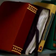Sketchbook's cameo appearance on Don't Hug Me I'm Scared 2