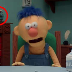 Malcom's cameo