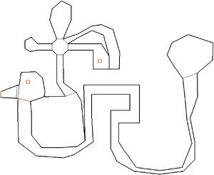 E2M1ED map