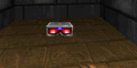 Light amplification visor