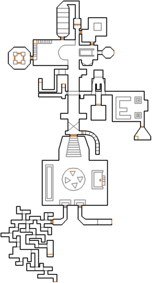 Serenity E3M4 map