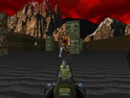 MetaDoom Grenade Launcher Cyberdemon