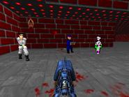 MetaDoom Lightning Gun Wolfenstein