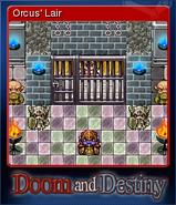 Doom & Destiny Card 1