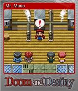Doom & Destiny Foil 6