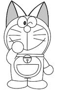 Cute-doraemon-coloring-page