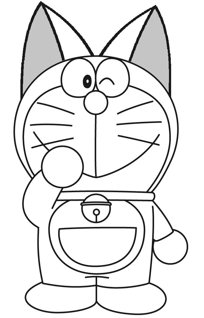 Image cute doraemon coloring page png doraemon fanon Coloring book wiki