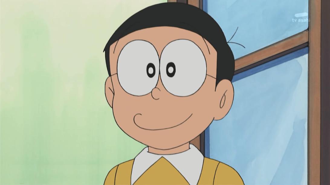 Nobita Nobi coprotagonista de Doraemon